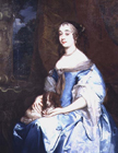 Lady Margaret Parker by Sir Peter Lely