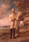 King George V as Prince of Wales by John Seymour Lucas