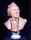 Christoph Willibald Von Gluck by Jean-Antoine  Houdon, Studio of
