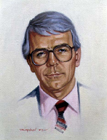 John Major PM by Peter Deighan