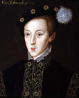 King Edward VI by  English School