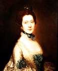 Anne Greenly by Thomas Gainsborough RA