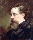 Charles Dickens by Alexander Glasgow