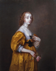Mary Villiers, Lady Herbert of Shurland by Sir Anthony Van Dyck