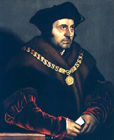 Sir Thomas More by Hans Holbein, Circle of