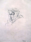 TE Lawrence 'of Arabia' by Augustus Edwin John