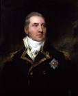 Sir Edward Pellew by Sir Thomas Lawrence PRA