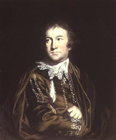 David Garrick by Sir Joshua Reynolds PRA